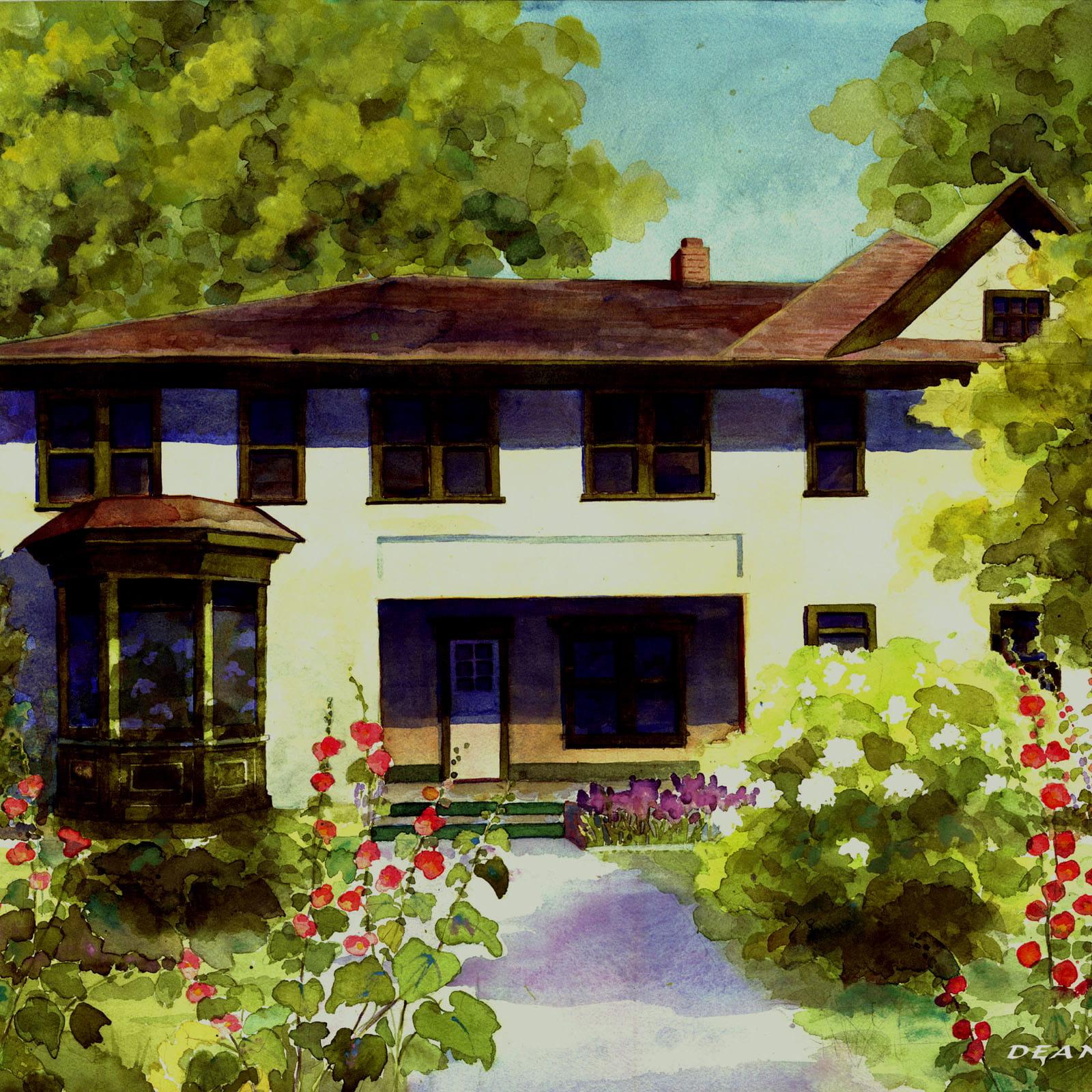 McGregor painting