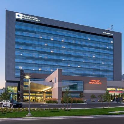 Utah Valley Hospital Pedersen Tower
