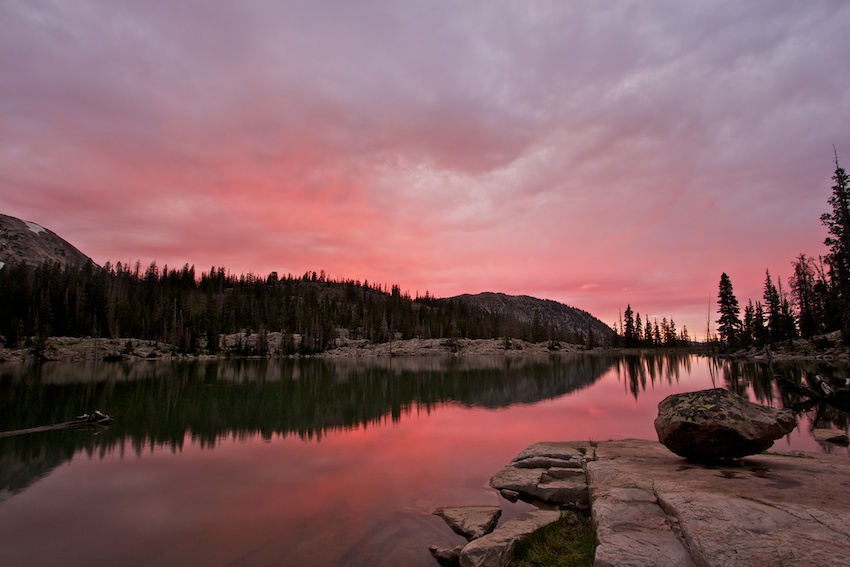 Ibantik Lake | Healthy Trail Guides | Intermountain LiVe Well