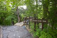 The Canyon Nature Trail Trailhead