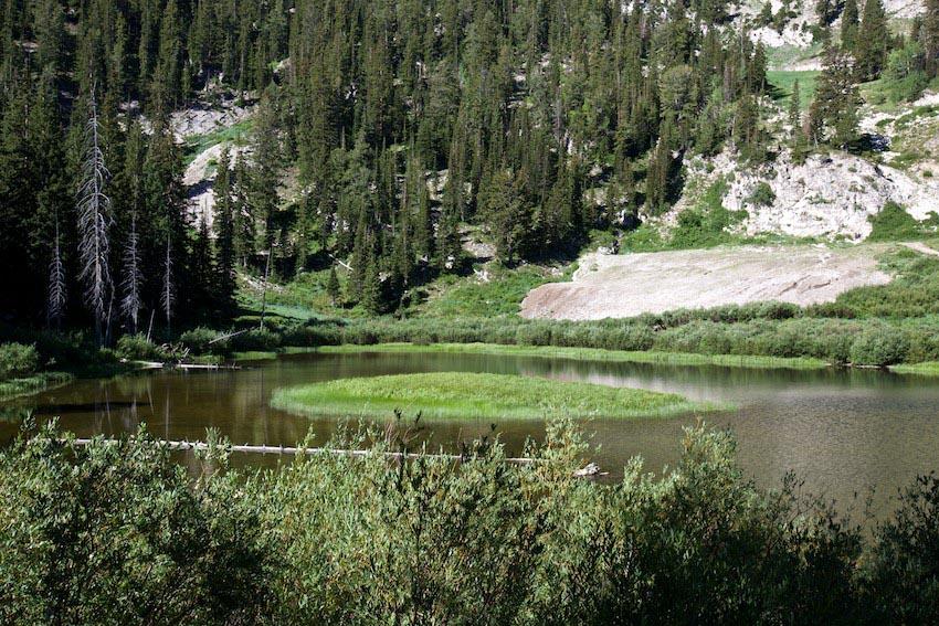 Solitude Utah Map.Lake Solitude Healthy Trail Guides Intermountain Live Well