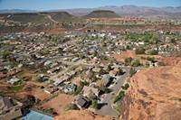 Views of downtown St. George