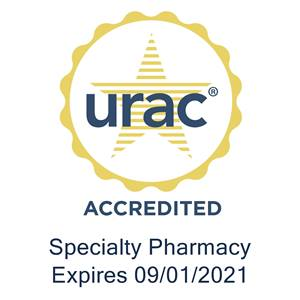 URAC Accreditation Seal 2021