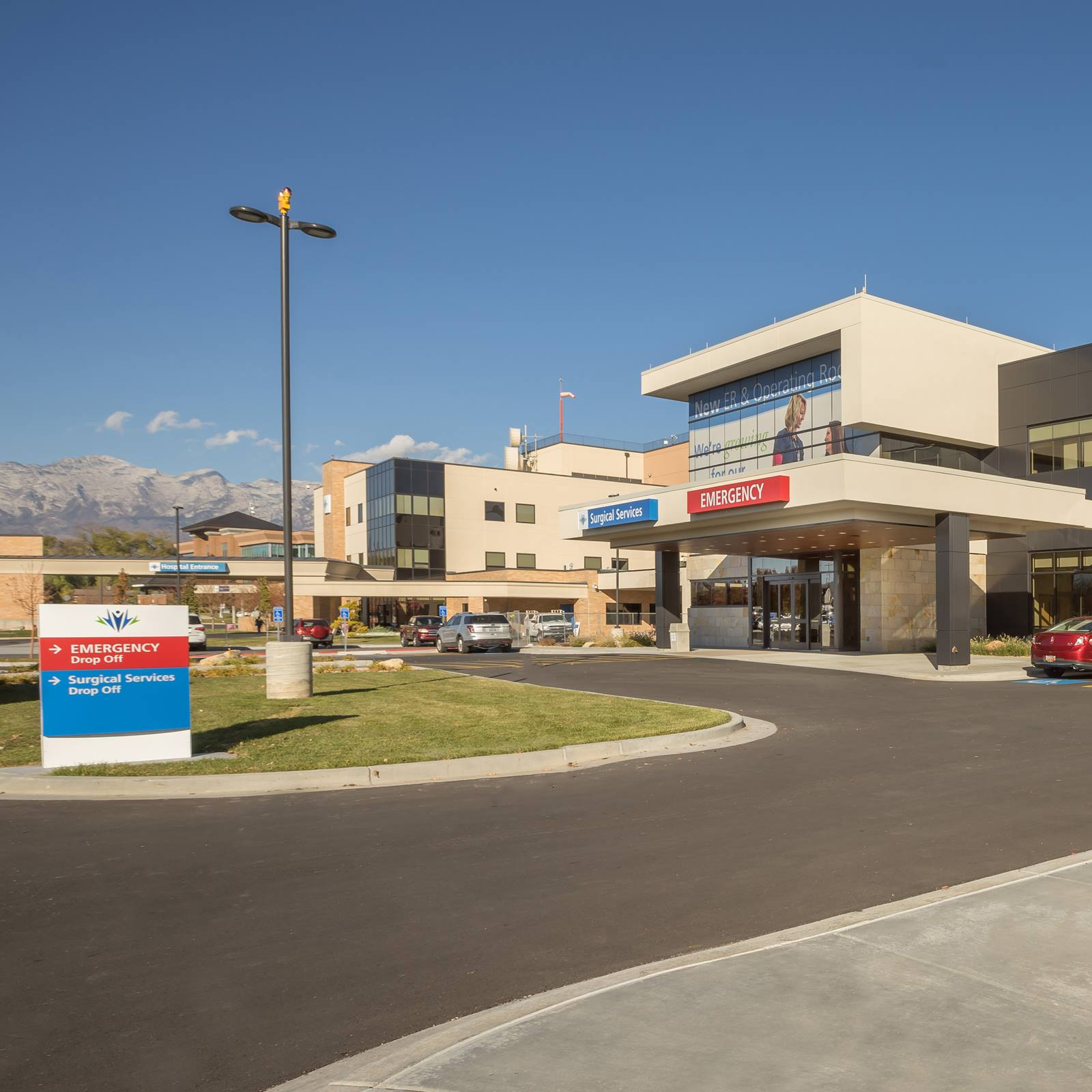 Contact Us and Maps | American Fork Hospital