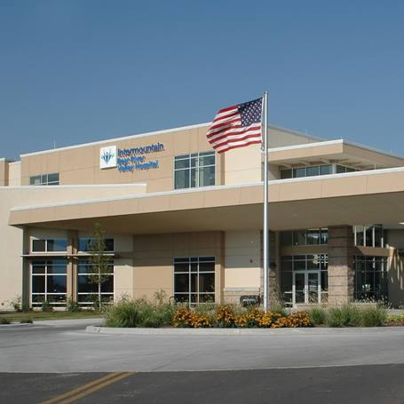 Intermountain Healthcare's Bear River Valley Hospital in Tremonton, Utah