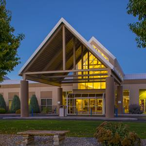 Intermountain Healthcare's Cassia Regional Hospital (formerly Cassia Regional Medical Center) in Burley, Idaho