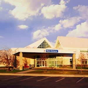 Intermountain Healthcare's Heber Valley Hospital (formerly Heber Valley Medical Center) in Heber City, Utah