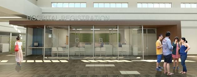 Hospital Registration - Elevated