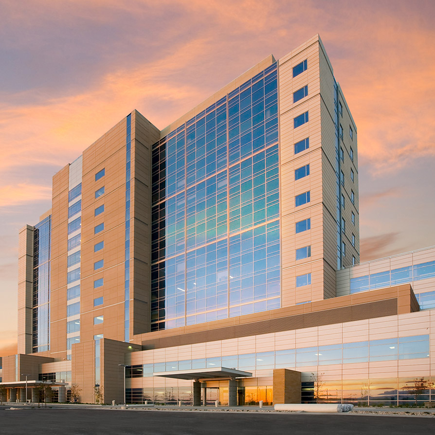 Contact Us And Maps Intermountain Medical Center