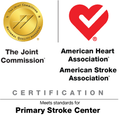 Primary Stroke Center Designation Logo