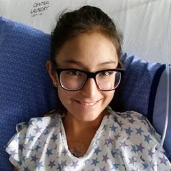 Brienna Love Kidney Transplant