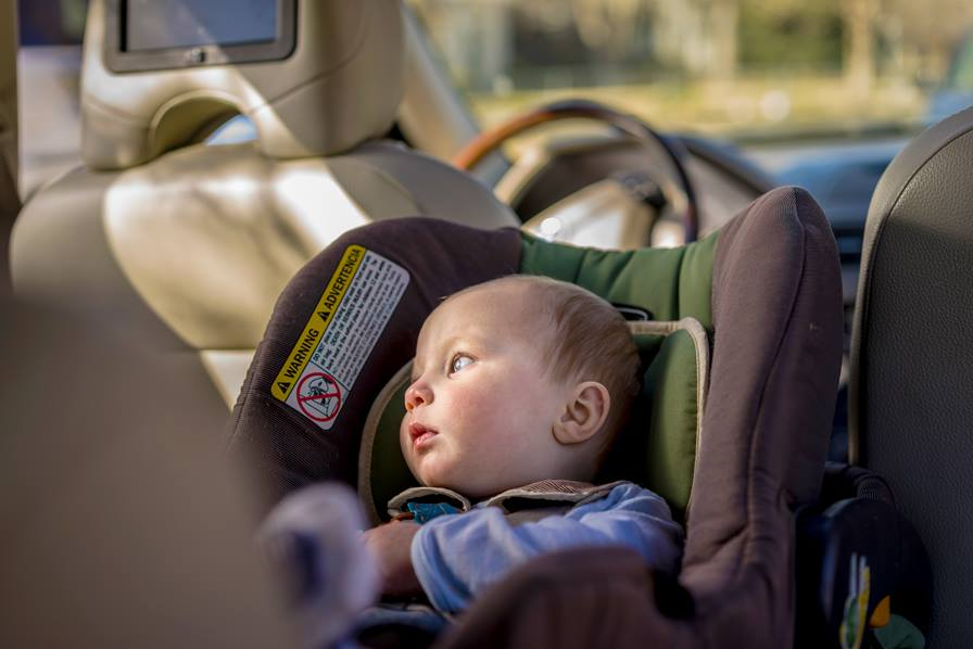 5 Reasons To Keep Your Child Rear Facing For As Long As Possible
