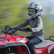 child safety ATV-Safety square