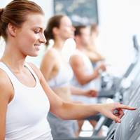 woman-exercising-treadmill