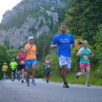 The AF Canyon Run Against Cancer Half Marathon and 5k raises funds to support local cancer patients