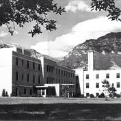 Utah Valley Hospital (1951) - 60 beds were added, bringing the capacity to 115.