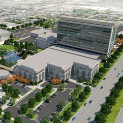 The Utah Valley Hospital Replacement Project