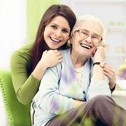 elderly-woman-young-woman