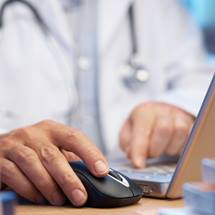 physician-at-computer