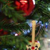 Jubilee of Trees Guitar Ornament