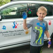 HHOW Patient Handprint Car sqweb