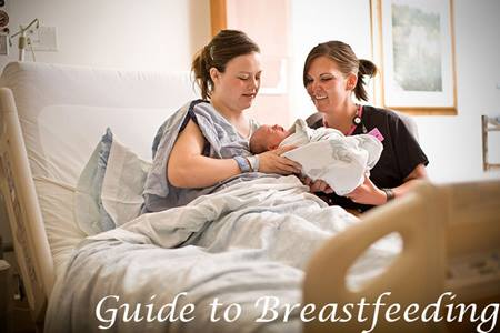 Guide to breastfeeding