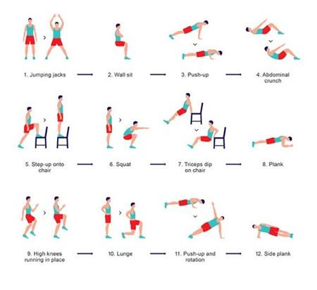 seven 20minute 20workout