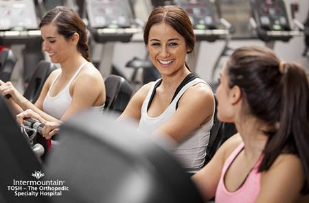 exercise more 2014 gym women