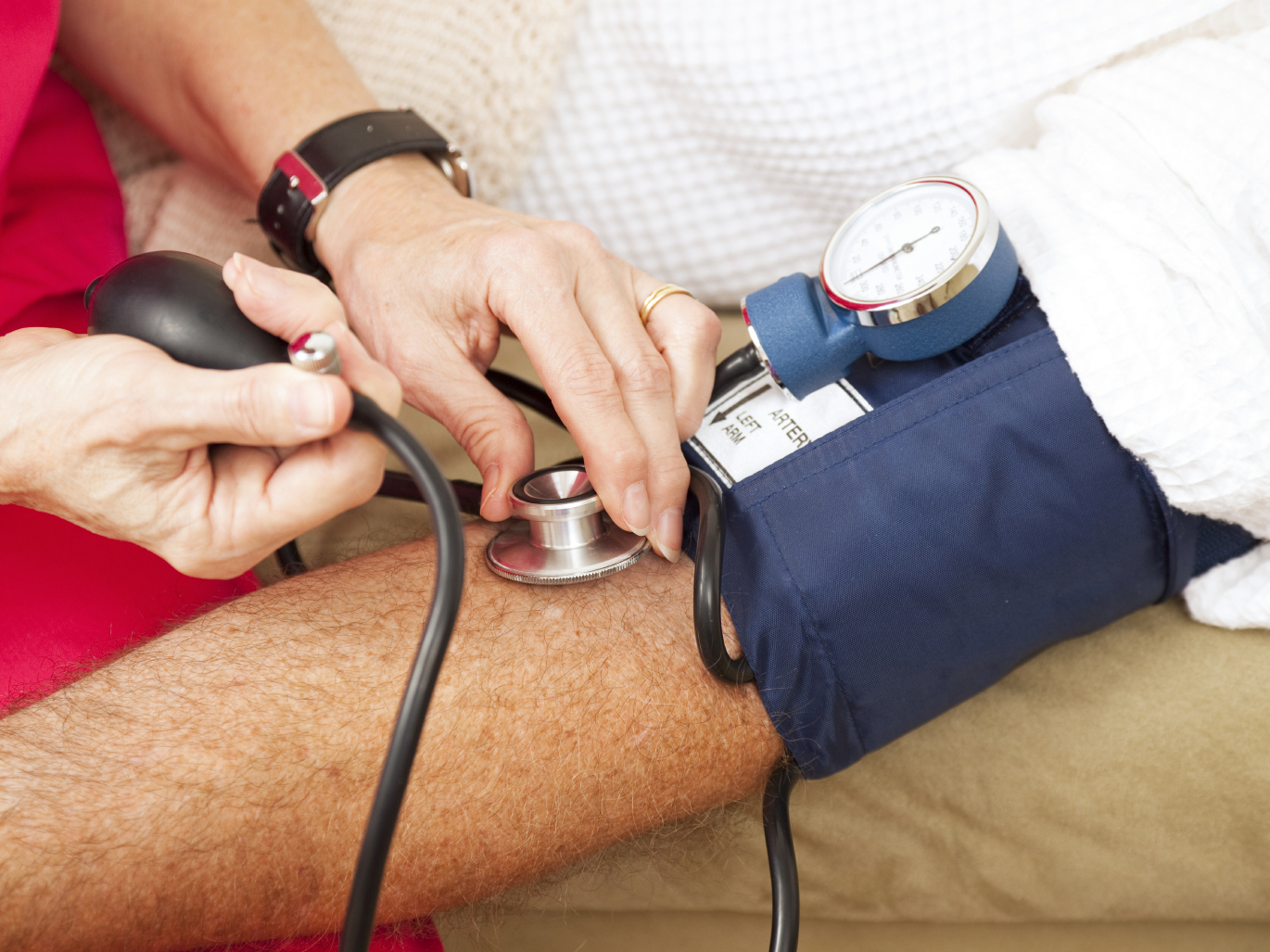High Blood Pressure When To Go To Emergency Room