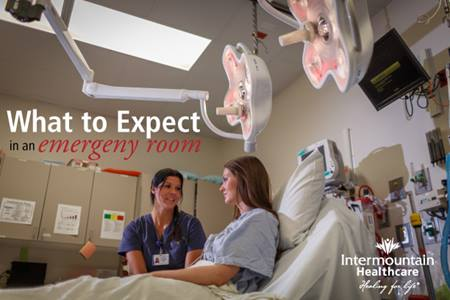 What to expect in an emergency room