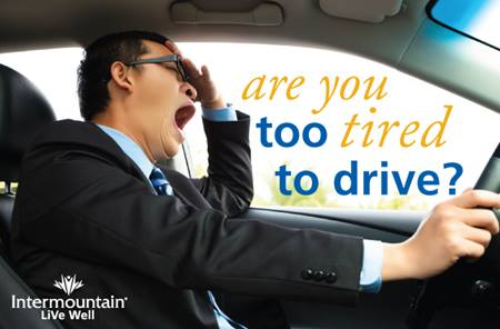 Are You Too Tired to Drive?