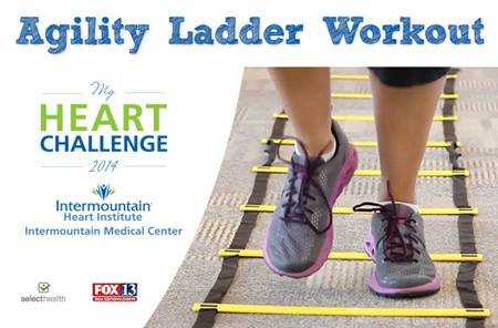 Agility Ladder Workout