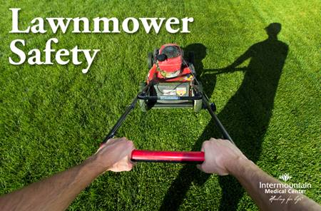 Lawnmower-safety
