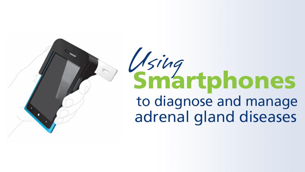 Smartphones Diagnose Adrenal Gland Diseases