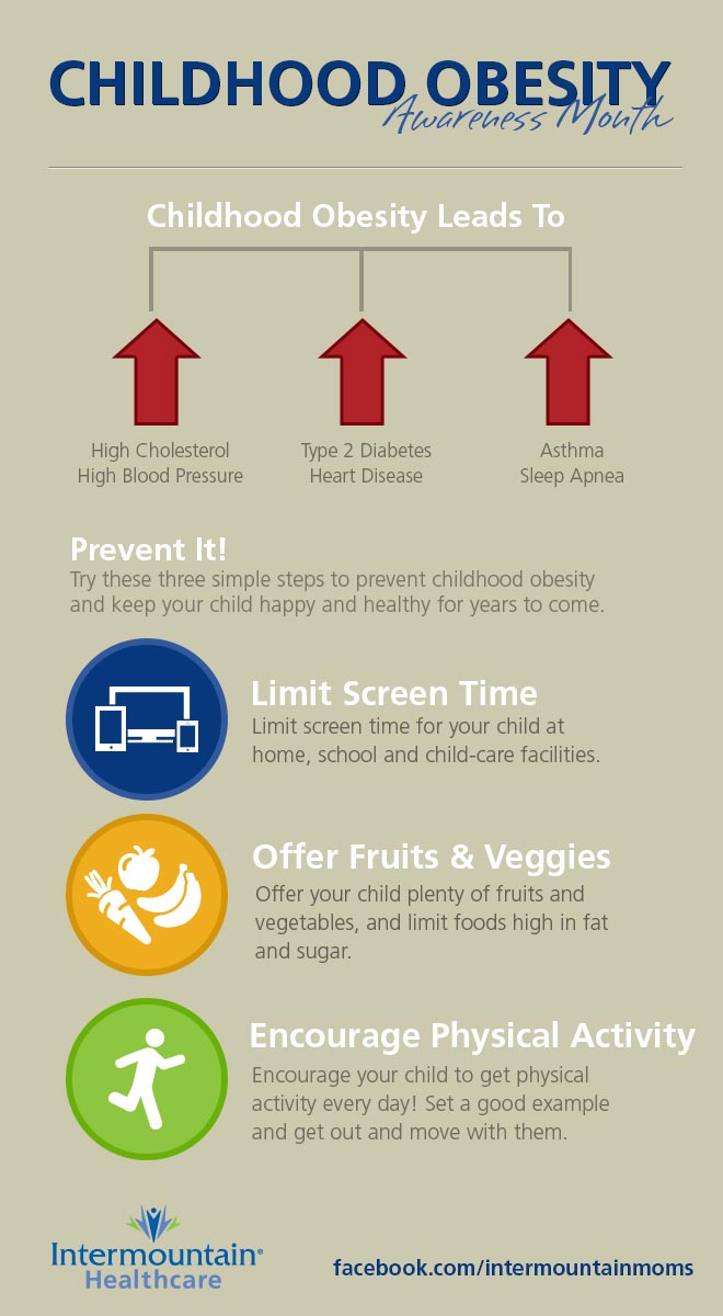 Childhood Obesity Prevention Tips