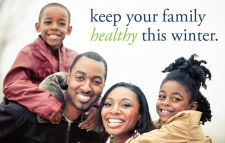 Keep Your Family Healthy This Winter