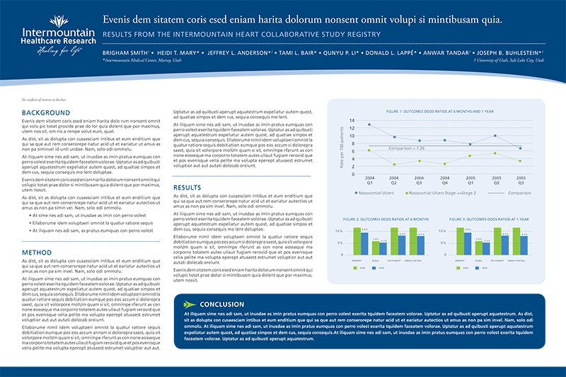 Research Posters - Getting It Right