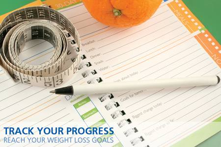 Track Your Progress to Meet Your Weight Loss Goals