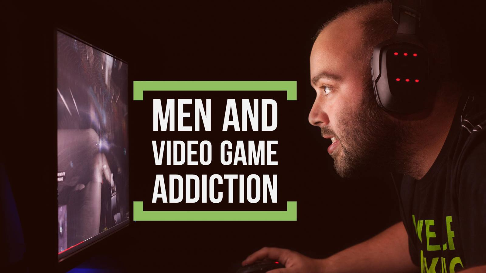 Video Game Addiction A Growing Health Problem For Men