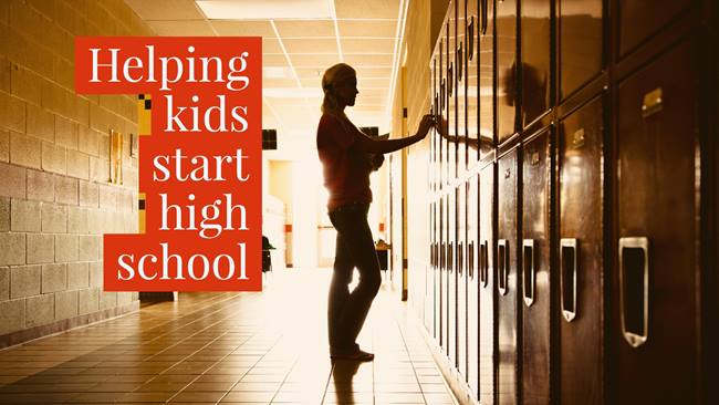 Junior High To High School: 5 Tips to Help Your Child Have a Successful Transition