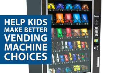 4 Tips to Help Your Kids Make Better Vending Machine Choices