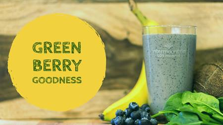 Green Berry Goodness