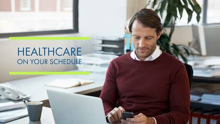 Illness is Inconvenient; Getting Medical Care Shouldn't Be. Connect Care is Healthcare around Your Schedule.