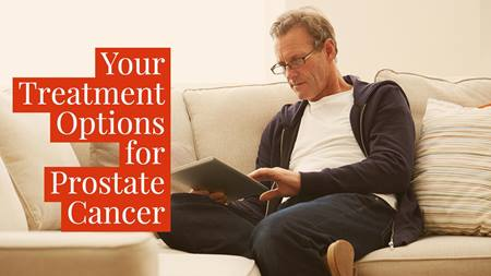 What Are The Treatment Options for Prostate Cancer