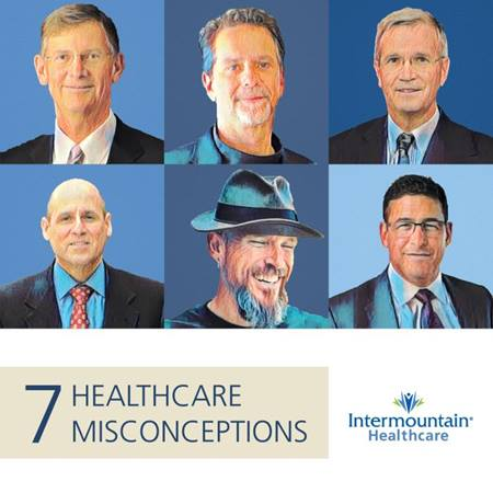 Healthcare Misconception blog