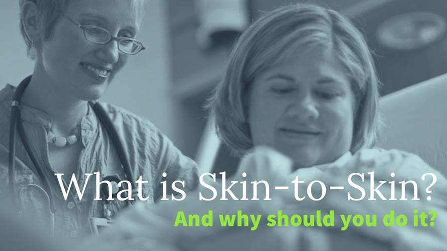 Why Skin-To-Skin Care is the Best Way to Nurture Your Newborn | Intermountain Healthcare