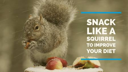 How Snacking Like a Squirrel Can Improve Your Diet | Intermountain Healthcare