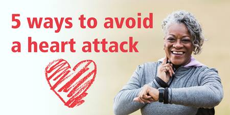 Heart attack avoid
