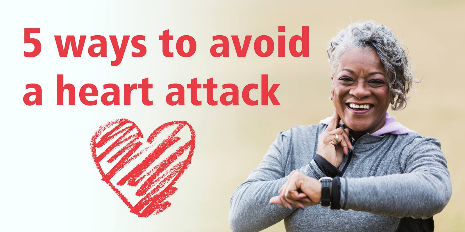 Five Ways To Reduce Your Risk Of A Heart Attack