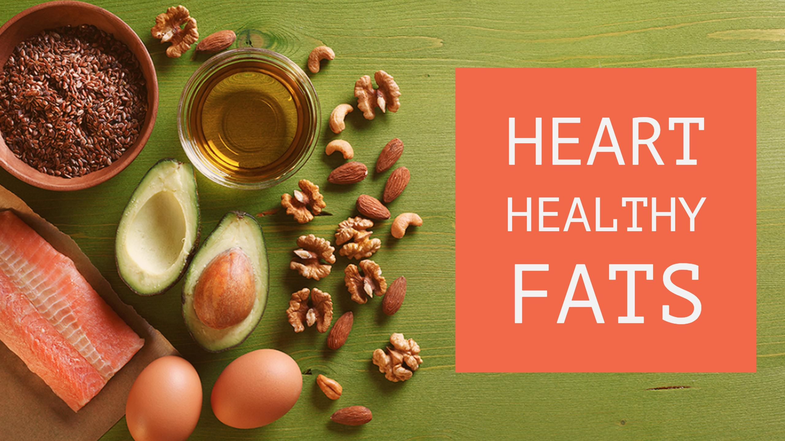 4 Heart-Healthy Fats to Add to Your Diet